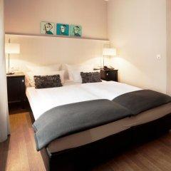 Victoria Hotel 4* Стандартный номер с двуспальной кроватью фото 5