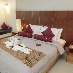 Отель Impress Resort 3* Номер Делюкс с различными типами кроватей фото 8