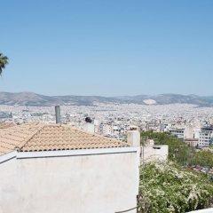 Отель Antisthenes Guesthouse Афины балкон