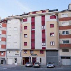 Отель Pensión Darío Луго