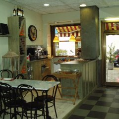 Отель El Pomer Рибес-де-Фресер питание фото 3