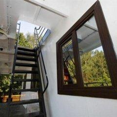 Гостиница Дебаркадер базы отдыха Мастер балкон