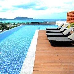 Апартаменты Bliss Patong Modern Studio бассейн фото 3