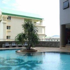 Отель iPavilion Phuket Hotel Таиланд, Пхукет - отзывы, цены и фото номеров - забронировать отель iPavilion Phuket Hotel онлайн бассейн фото 2