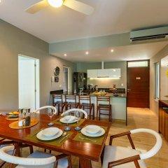 Отель Papaya 15 Apartments Мексика, Плая-дель-Кармен - отзывы, цены и фото номеров - забронировать отель Papaya 15 Apartments онлайн питание фото 2