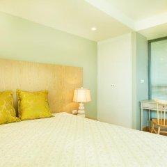 Отель Rocco Huahin Condominium Апартаменты с различными типами кроватей фото 25