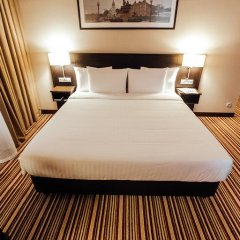 Гостиница Кортъярд бай Марриотт Нижний Новгород Сити Центр 4* Студия разные типы кроватей фото 6