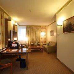 Гостиница Шератон Палас Москва 5* Полулюкс с различными типами кроватей фото 2