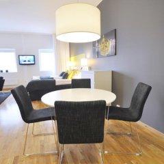 Sky Hotel Apartments, Stockholm 3* Студия с различными типами кроватей фото 6