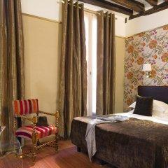 Отель Hôtel Saint Paul Rive Gauche 4* Улучшенный номер с различными типами кроватей фото 5