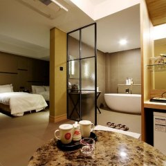 Donggyeong Hotel комната для гостей фото 4