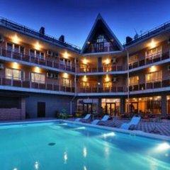 Гостиница Лотос в Анапе отзывы, цены и фото номеров - забронировать гостиницу Лотос онлайн Анапа бассейн фото 3