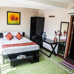 Отель Vietnam Backpacker Hostels - Downtown Стандартный номер с различными типами кроватей