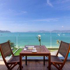Отель X10 Seaview Suite Panwa Beach Люкс с двуспальной кроватью фото 12