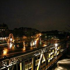 Hotel Beauvoir балкон