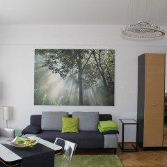 Апартаменты Bauhaus Studio Будапешт комната для гостей