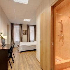Гостиница Три мушкетёра Стандартный номер с различными типами кроватей фото 3
