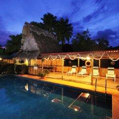 Отель Kosrae Nautilus Resort Федеративные Штаты Микронезии, Косраэ - отзывы, цены и фото номеров - забронировать отель Kosrae Nautilus Resort онлайн бассейн фото 2