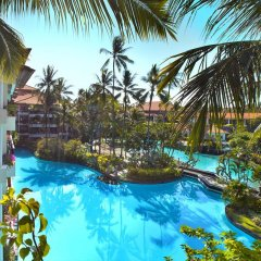 Отель The Laguna, a Luxury Collection Resort & Spa, Nusa Dua, Bali 5* Номер Делюкс с различными типами кроватей фото 4