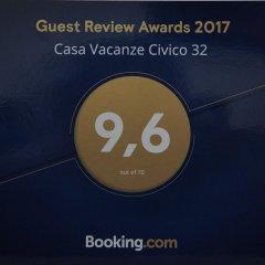 Отель Casa Vacanze Civico 32 Бернальда фото 5
