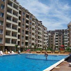 Отель Apart Complex Perla бассейн