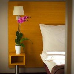 Отель Botanique Prague 4* Стандартный номер с различными типами кроватей фото 14