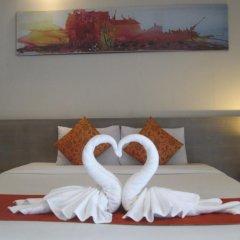 Pattaya Loft Hotel 3* Улучшенный номер с различными типами кроватей фото 2
