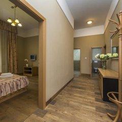 Отель Aparthotel Lublanka 3* Апартаменты с различными типами кроватей фото 2