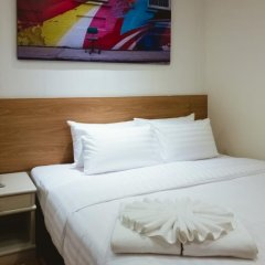 Отель Pula Residence Бангкок комната для гостей фото 9