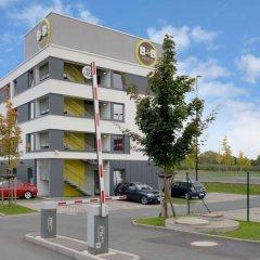 B&B Hotel Dusseldorf-Airport парковка