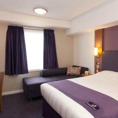 Отель Premier Inn London Kensington комната для гостей фото 2
