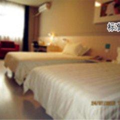 Отель Jinjiang Inn Xiamen Dongpu Road Стандартный номер с различными типами кроватей фото 2