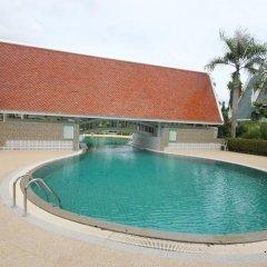 Отель Nice Villa бассейн