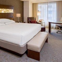 Отель Grand Hyatt Washington 4* Стандартный номер с различными типами кроватей фото 3