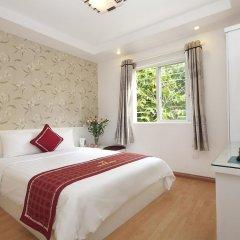Hanoi Holiday Diamond Hotel 3* Представительский номер с различными типами кроватей фото 2