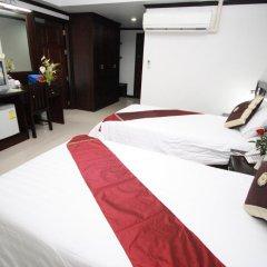 First Residence Hotel 3* Улучшенный номер с различными типами кроватей фото 5