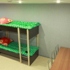 Hostel Time Кровать в женском общем номере с двухъярусной кроватью фото 7