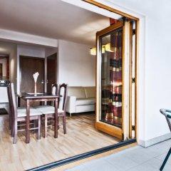 Отель Apartamenty Sun&Snow Kościelisko Budzówka Косцелиско балкон