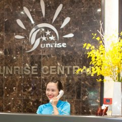 Sunrise Central Hotel спа