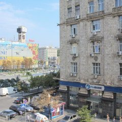 Апартаменты Olga Apartments on Khreschatyk Апартаменты с 2 отдельными кроватями фото 17