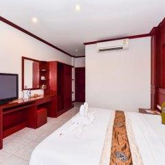 Отель Art Mansion Patong 3* Стандартный номер с двуспальной кроватью фото 18