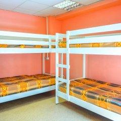 Хостел Панда Кровать в мужском общем номере с двухъярусными кроватями фото 7