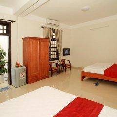 Отель Hoi An Hao Anh 1 Villa Люкс с различными типами кроватей фото 2