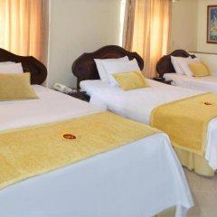 Hotel Plaza Versalles 3* Стандартный номер с различными типами кроватей фото 6