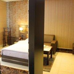 Отель Avan Plaza 3* Номер Делюкс разные типы кроватей фото 12