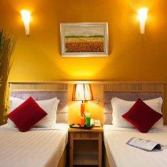 Silverland Min Hotel 2* Улучшенный номер с различными типами кроватей фото 6