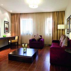 Movenpick Hotel Apartments Al Mamzar Dubai 5* Улучшенный номер с различными типами кроватей фото 3