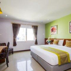 Отель The Win Pattaya 4* Стандартный номер с двуспальной кроватью