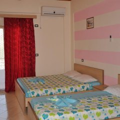 Отель Villa Nertili 2* Студия с различными типами кроватей фото 7