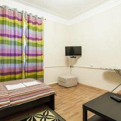 Апартаменты Apartments on Kitay-gorod комната для гостей фото 4